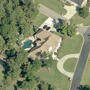 Jimbo Fisher's House (Bing Maps)