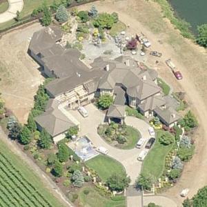 Brian Grant's House (Bing Maps)