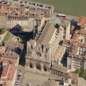 Cathédral Saint-Jean (Bing Maps)