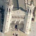 Basilique Notre-Dame de Fourviere (Bing Maps)