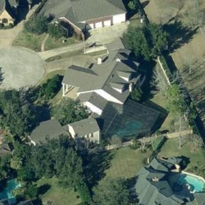 Moses Malone's House (deceased) (Bing Maps)