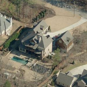 Jerry Stackhouse's House (Birds Eye)