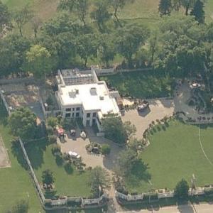 Ken Norman's House (Bing Maps)