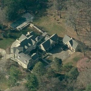 Kyle Lowry's House (Birds Eye)