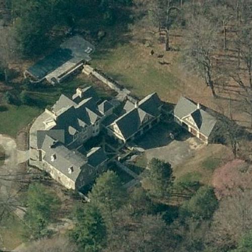 Kyle Lowrys House on Philadelphia Pa On Us Map