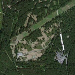Bergen-Belsen concentration camp (Bing Maps)