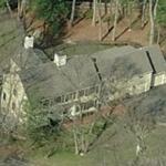 Carl Crawford's House (Birds Eye)