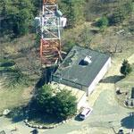 WGBH-FM Transmitter and Tower (Bing Maps)