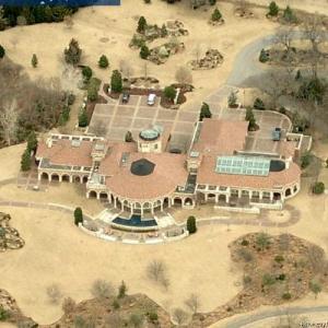David Green's House (Bing Maps)