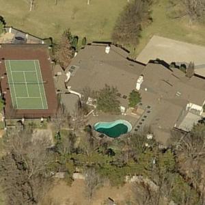 Tom and Judy Love's House (Bing Maps)