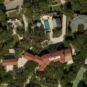 Rodney Lewis' House (Bing Maps)