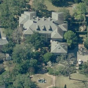 Bob McNair's House (Bing Maps)