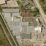 Milaegers Greenhouses & Retail Store - North (Birds Eye)