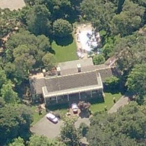 Y.A. Tittle's House (Bing Maps)