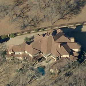 Josh Hamilton's House (Bing Maps)