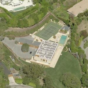 Andrew Hauptman & Ellen Bronfman's House (Former) (Bing Maps)