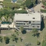 Mike Stoller & Corky Hale's House (Birds Eye)