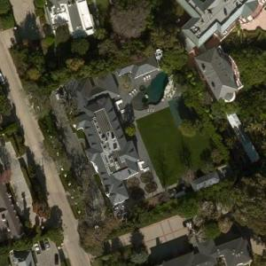 "Sean ""Puffy"" Combs' House (Bing Maps)"
