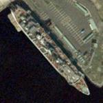 Tuxedo Royale, floating nightclub (Bing Maps)