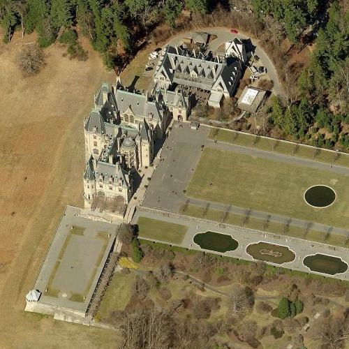 Biltmore House (Birds Eye)
