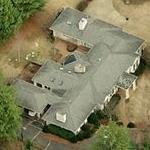 R.A. Dickey's House (Bing Maps)