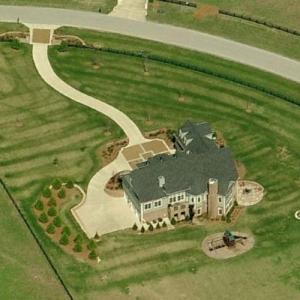 Chase Headley's House (Birds Eye)