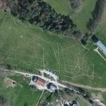 """""""Licorne Eiffel"""" geoglyph (Bing Maps)"""
