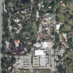 Busch Gardens Tampa Bay (Bing Maps)