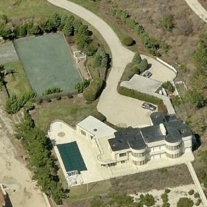 Arnold Greenberg's House (Birds Eye)