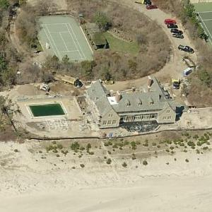 Ian Schrager's House (Bing Maps)