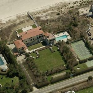 Andrew Stone's House (Bing Maps)