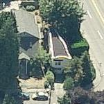 Montlake Spite House (Birds Eye)