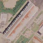 Tillamook Air Museum - Largest wooden structure in the world (Bing Maps)
