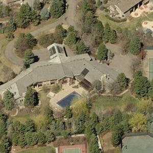 Donald Sturm's House (Birds Eye)