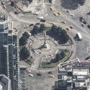 Columbus Circle (Birds Eye)
