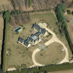James Carlson's House (Birds Eye)