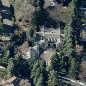Philip Anschutz's House (Bing Maps)