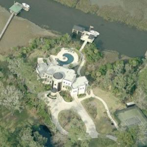 David Howard's House (Birds Eye)