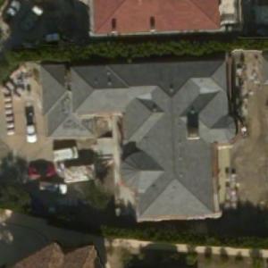 Kim Kardashian & Kanye West's House (Former) (Bing Maps)