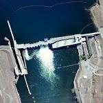 Ice Harbor Dam (Birds Eye)