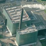 Arhus Nord Waste-to-Energy Plant (Birds Eye)