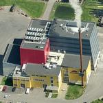 Skövde Waste-to-Energy Plant (Birds Eye)