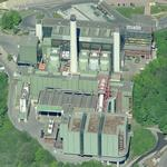 Wuppertal Waste-to-Energy Plant (Birds Eye)