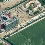 FC Barcelona training ground and academy