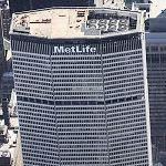MetLife Building (Birds Eye)