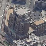 Albert V. Bryan U.S. Courthouse (United States v. Zacarias Moussaoui) (Birds Eye)