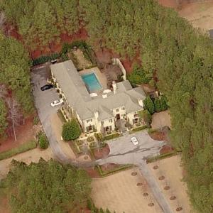Nick Saban's House (Birds Eye)