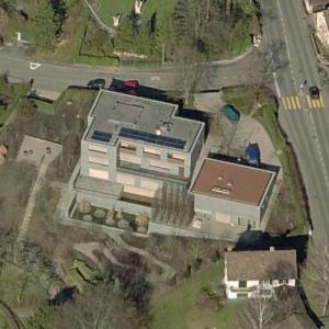 Michael Ringier's House (Birds Eye)