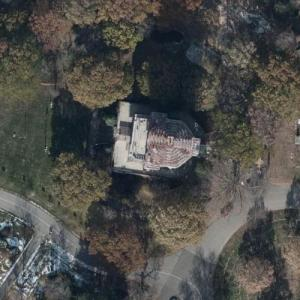 Tomb of President James A. Garfield (Bing Maps)