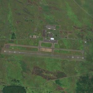 Lae Nadzab Airport (LAE) (Bing Maps)